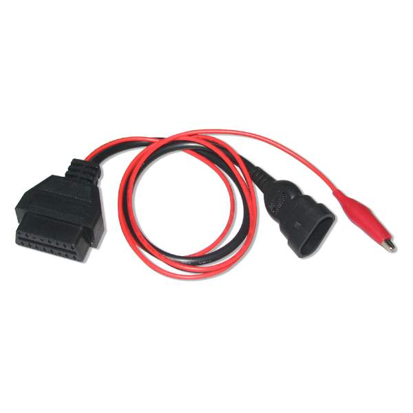 Fiat Alfa Romeo 3 pin to 16 Pin OBD2 cable