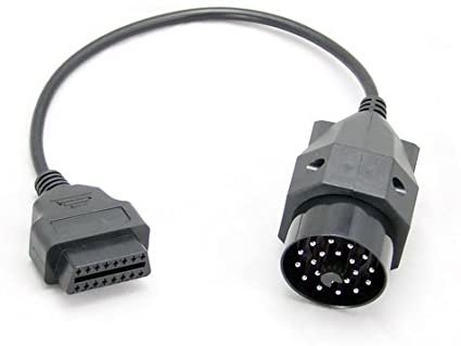 BMW 20 Pin to 16 Pin OBD2 adapter